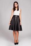 Dámská sukně Figl M164 černá