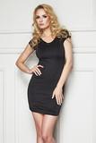 Dámské šaty 7-Heaven Zafra černé