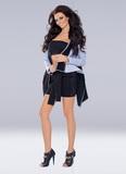 Dámská sukně Axami VU-0024 černá