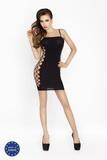 Erotické šaty Passion BS026 černé