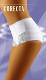 Stahovací kalhotky Wolbar Corecta bílé