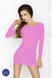 Erotická košilka Passion Yolanda růžová
