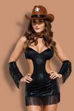 Erotický kostým Obsessive Sheriff