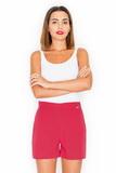 Dámské šortky Katrus K294 červené