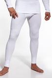 Pánské bezešvé prádlo Cornette Authentic bílé