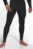 Pánské bezešvé prádlo Cornette Authentic černé