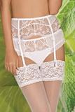 Dámské kalhotky Ava 1125 bílé