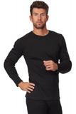Pánské triko Cornette 214 černé