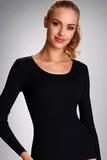 Dámské triko Eldar Irene černé