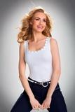 Dámská košilka Eldar Kasandra bílá