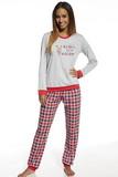 Dámské pyžamo Cornette 671122 Winter