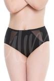 Dámské kalhotky Julimex Pearl černé