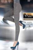 Dámské legíny Fiore 6010 Ambra grafitové