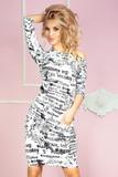 Dámské šaty Numoco 13-25 bílé