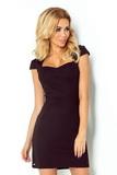 Dámské šaty Numoco 118-5 černé