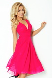 Dámské šaty Numoco 35-7 růžové