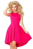 Dámské šaty Numoco 66-3 růžové