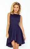 Dámské šaty Numoco 33-3 modré