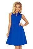 Dámské šaty Numoco 133-1 modré