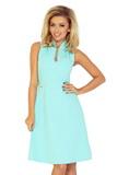 Dámské šaty Numoco 133-5 zelené