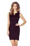 Dámské šaty Morimia 005-3 černé
