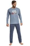 Pánské pyžamo Cornette 12488 London streets