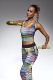 Fitness top BasBleu Tropical top 30
