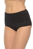 Stahovací kalhotky Mitex Ala černé
