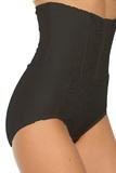 Stahovací kalhotky Mitex Super talia černé