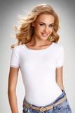 Dámské triko Eldar Arabella bílé