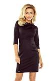 Dámské šaty Numoco 154-1 černé