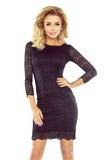 Dámské šaty Numoco 180-1 černé