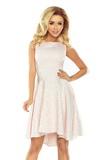 Dámské šaty Numoco 175-1 růžové