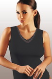 Dámská košilka Emili Majka černá