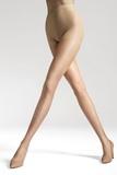 Dámské punčocháče Gatta Laura plus visone