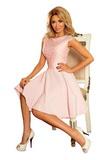 Dámské šaty Numoco 157-4 růžové