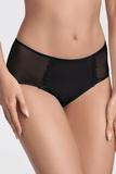 Dámské kalhotky Ewana 021 černé