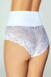 Stahovací kalhotky Eldar Virginia bílé