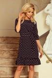 Dámské šaty Numoco 193-1 černé
