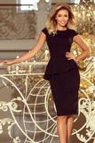 Dámské šaty Numoco 192-3 černé