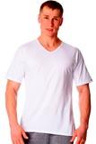 Pánské triko Cornette 201 bílé