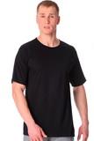 Pánské triko Cornette Authentic 202 černé