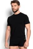 Pánské triko Esotiq 34324 černé