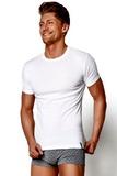 Pánské triko Esotiq 1495 bílé