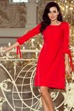 Dámské šaty Numoco 195-4 červené