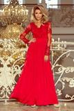 Dámské šaty Numoco 213-3 červené