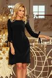 Dámské šaty Numoco 195-8 černé