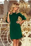 Dámské šaty Numoco 217-2 zelené