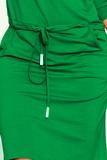 Dámské šaty Numoco 13-95 zelené
