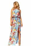 Dámské šaty Numoco 191-5 květované
